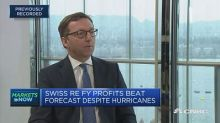 Swiss Re CFO: Our capital position remains very strong