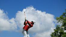 Finau, Palmer share Memorial lead as Woods squeaks into weekend