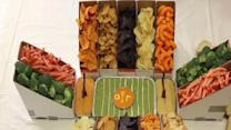 Get the Snacks Ready for Some Football
