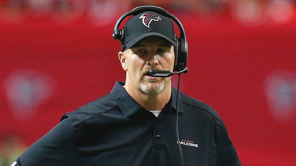 Falcons' Dan Quinn says Steve Kerr, Terry Francona helped him cope with Super Bowl loss