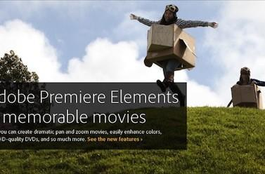 Adobe releases Photoshop Elements 10 & Premiere Elements 10 for Mac