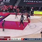 Chuma Okeke with a dunk vs the Toronto Raptors