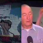 Mural pays homage to Australian teen who egged Islamophobic politician