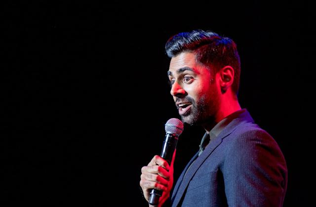 Hasan Minhaj's weekly Netflix talk show debuts October 28th
