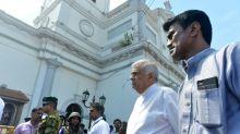 Premiê do Sri Lanka condena 'ataques covardes'
