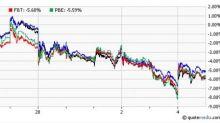 Biotech ETFs Slumping on Q3 Results