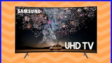 Miss going to the movies? This Samsung TV is like 'being at the IMAX theater': Save $200