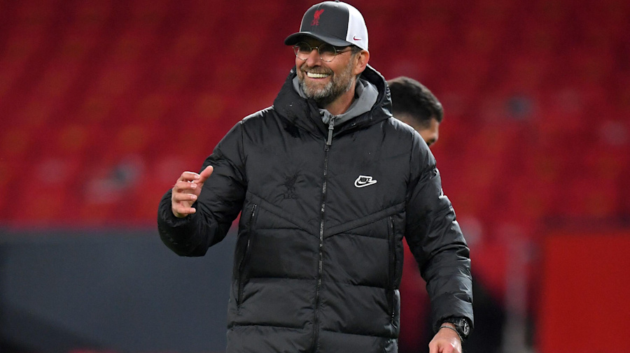 Win over Manchester United 'exactly what we needed', says Liverpool's Klopp