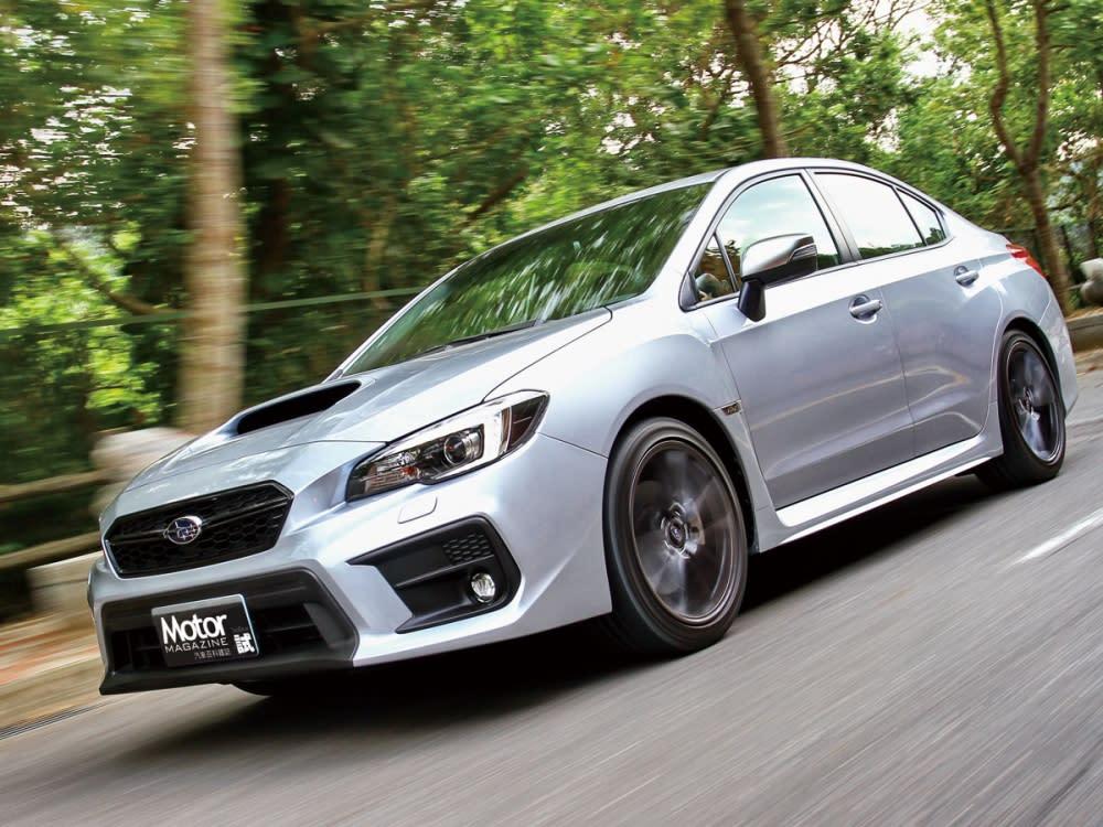 【路試報導】Subaru New WRX 2.0 CVT