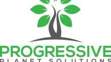 Progressive Planet Announces Expanded Processing Capability