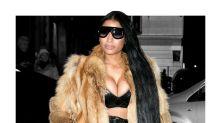 Why Nicki Minaj's Latex Bodysuit Looks So Familiar