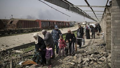 US admits Mosul airstrikes were deadliest attacks in Iraq since 2003