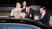 South Korea's Park goes home after 14-hour interrogation in graft probe