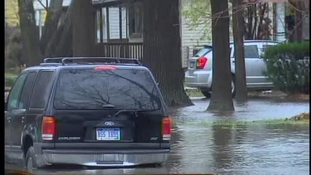 Flooding in Dearborn