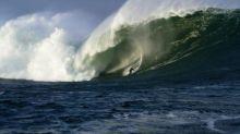 Irish surfer Conor Maguire catches 'Ireland's biggest wave'