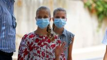 Spanish princess quarantined after classmate diagnosed with COVID-19