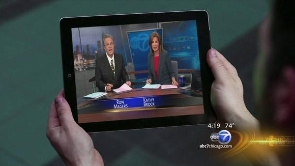 ABC7 Chicago announces launch of WATCH ABC live stream app