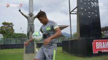 Diagnosticado com Covid-19, Vinícius desfalca o Vasco contra o Fluminense
