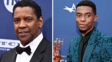 Denzel Washington paid for Chadwick Boseman's acting classes