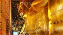 Thaila Ayala visita a Tailândia e divulga cliques de tirar o fôlego