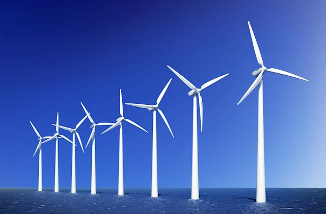 Denmark's ambitious wind power plans include giant 'energy islands'