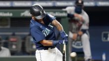 Mariners beat Astros, handing AL West pennant to Athletics