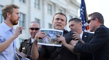 Animal activists disrupt Utah governor's turkey pardon