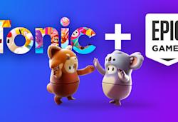 Epic Games has bought 'Fall Guys' studio Mediatonic