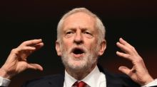 Corbyn makes pitch for power despite Brexit divisions