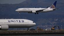 United Airlines posts higher profits and buys used Boeing 737s as Max grounding drags on
