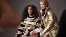 Baldwin, Harlow Named Global Brand Ambassadors for Tommy Hilfiger Women's