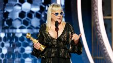 Golden Globes: Patricia Arquette Urges Viewers to Vote, Says U.S. Is 'on the Brink of War'