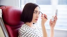 Make-up on the train: Why is women doing their face on public transport such an issue?
