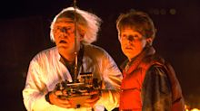 'Back To The Future' writer suggests Doc Brown committed insurance fraud to fund his time travel experiments