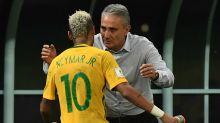 Neymar faz Tite mudar de ideia: melhor por dentro, não na ponta