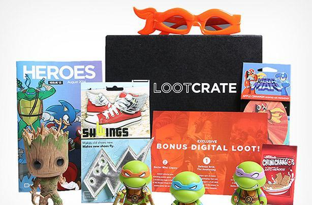 Joystiq Deals: Loot Crate Last Chance