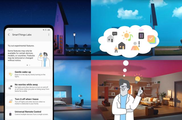 Samsung tests more TV control features in its SmartThings Android app