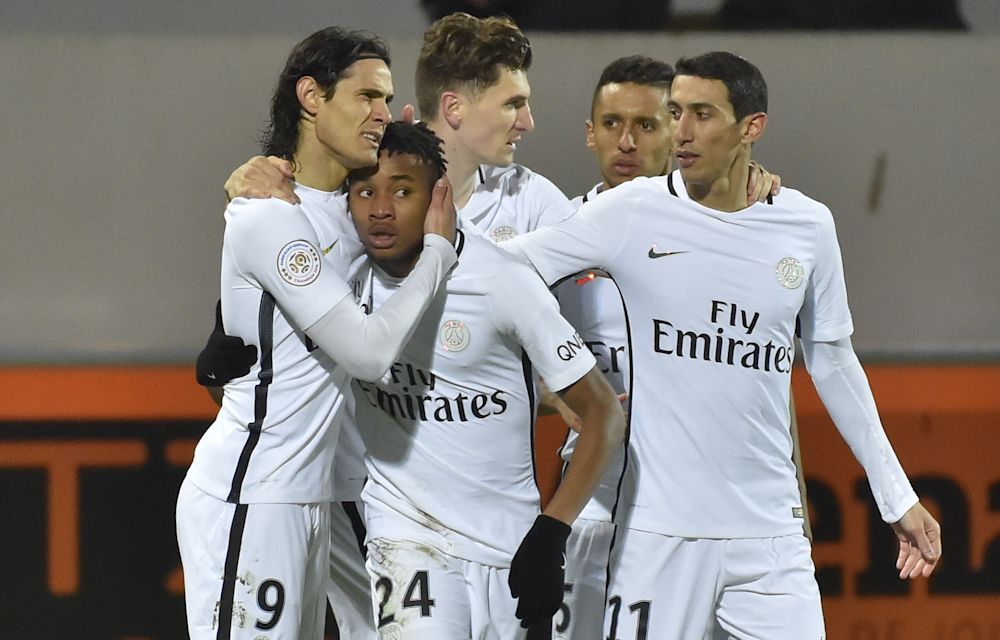 Le PSG est le sixième meilleur club européen (c'est l'UEFA qui le dit)