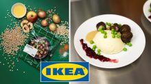 Plant-based version of IKEA meatballs coming to Australia