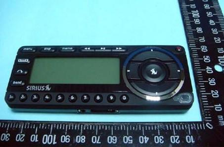 Sirius Starmate 5 stops by FCC, XM gets a mention