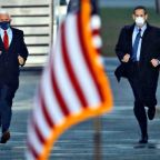 Pence staff hit by COVID-19 outbreak as Biden says Trump has surrendered to pandemic