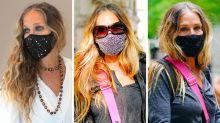 Sarah Jessica Parker Keeps Wearing Hollywood's Most Popular Face Masks