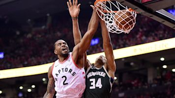 Raptors continue to overcome all obstacles