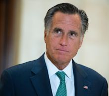 Mitt Romney reportedly accosted Josh Hawley over the Capitol riot: 'You have caused this'