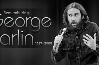 iTunes remembers George Carlin