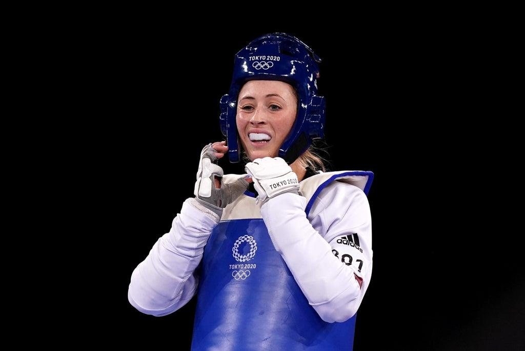 """Jade Jones admits feeling """"scared"""" and under """"too much pressure"""" after shock first round exit at Tokyo Olympics"""