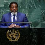 Congo's outgoing president Kabila doesn't rule out running again in 2023
