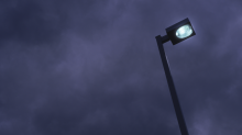 Council forced to deny using street lights to give locals cancer