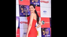 Deepika Padukone Sizzles With Style In Her Stunning Lava Red Gown