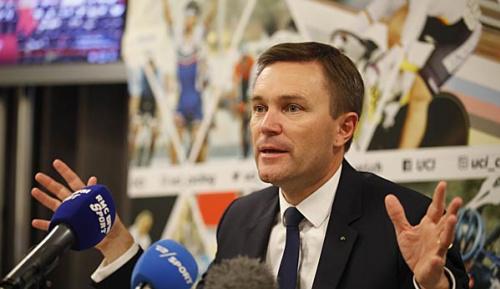 Radsport: UCI plant neue Strategie im Kampf gegen Motordoping